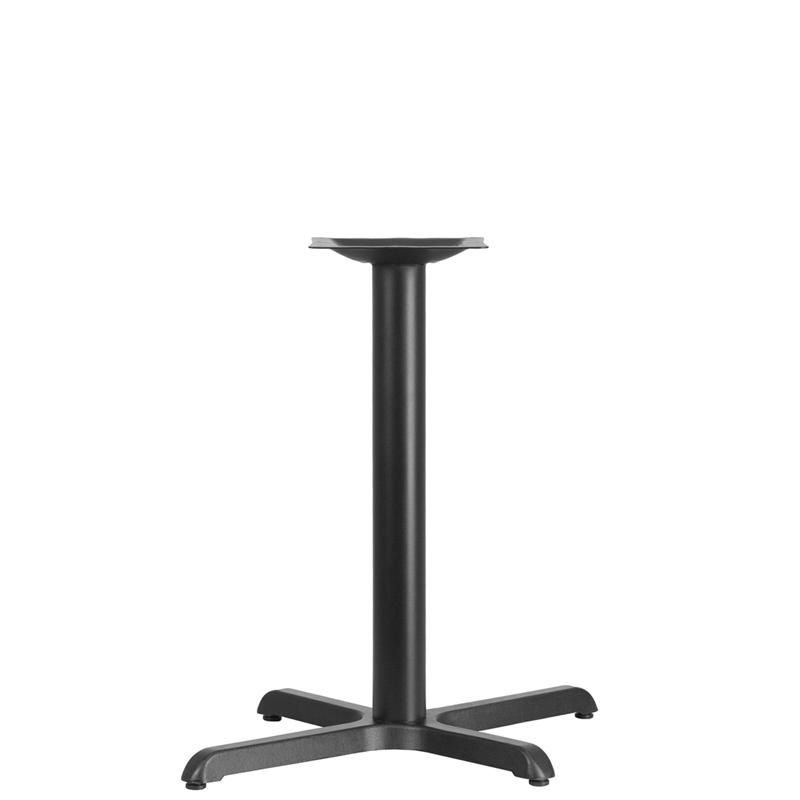 Black 22x30 Table HT X-Base XU-T2230-GG