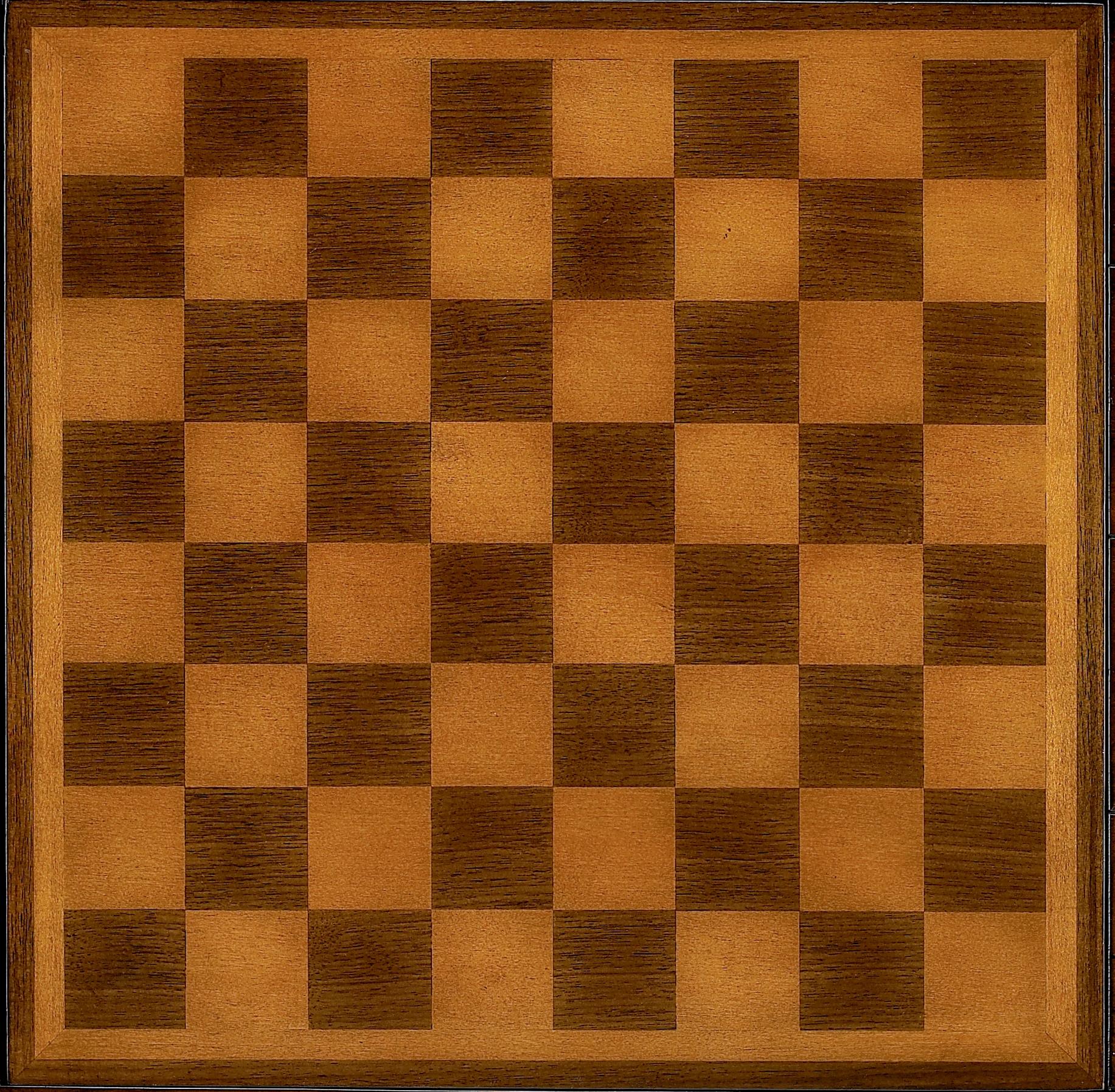 Butler Bannockburn Olive Ash Burl Game Table