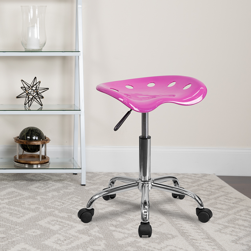 Candy Heart Tractor Stool LF-214A-CANDYHEART-GG
