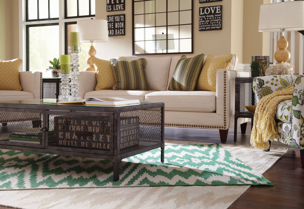 The New Upholstery Trend Furniture East Inc